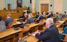 Фото публичные слушания в Госсобрании
